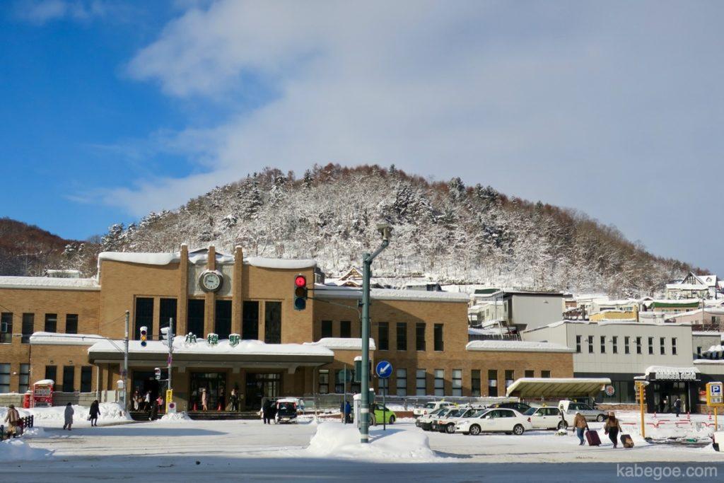 小樽駅の外観