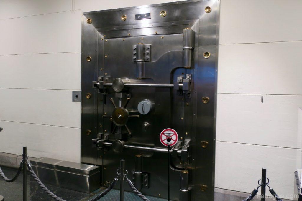 小樽の日本銀行旧小樽支店 金融資料館