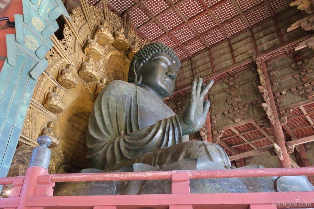 東大寺の大仏様