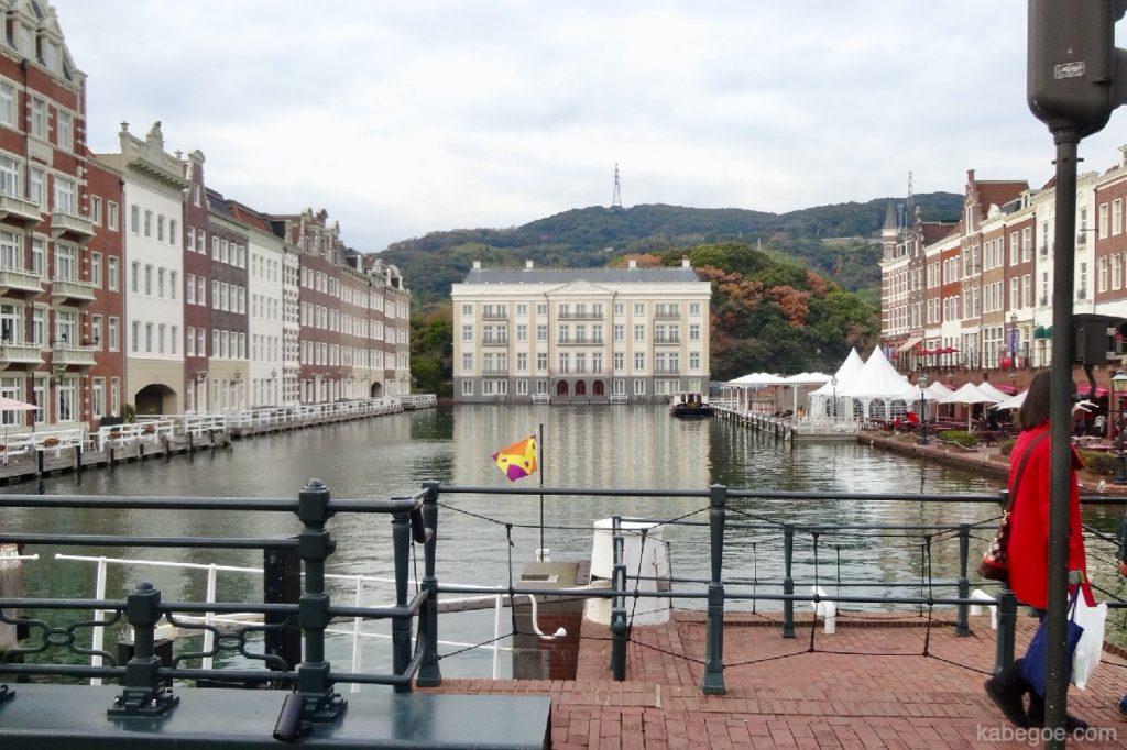ハウステンボスの運河