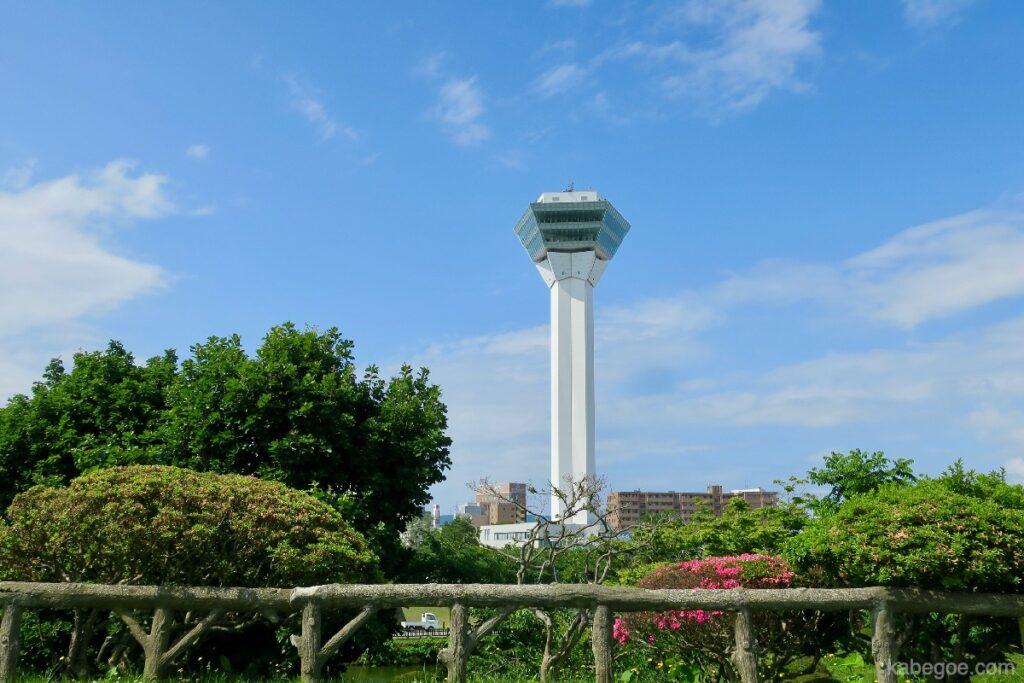 五稜郭タワーの外観