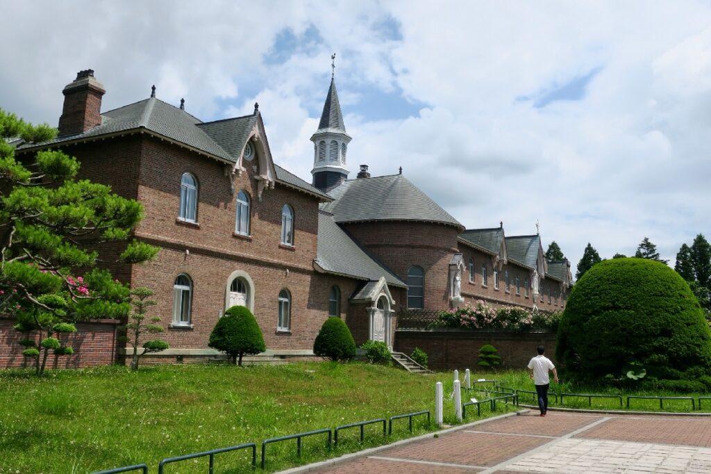 トラピスチヌ修道院の修道院