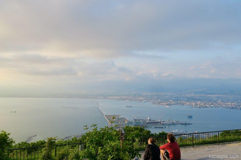 函館山からの風景