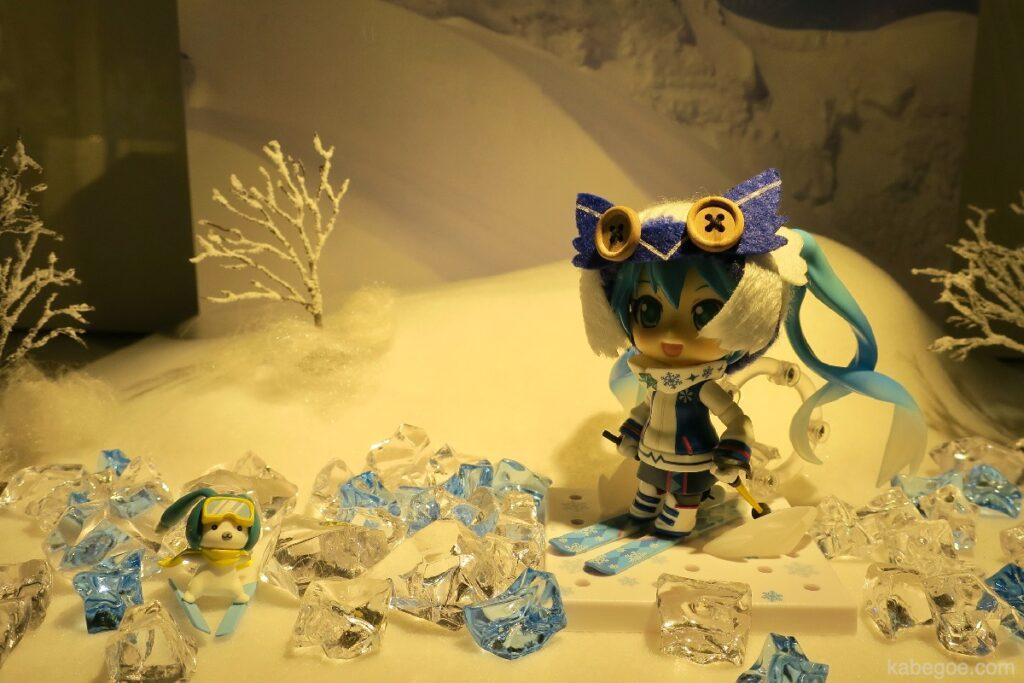 Museo Snow Miku all'Aeroporto di New Chitose