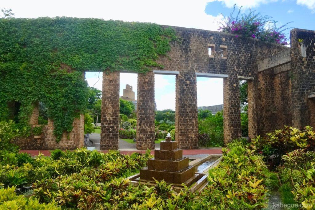 熱帯ドリームセンターの展望台