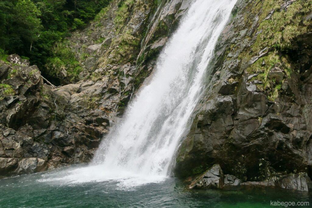 屋久島の大川の滝