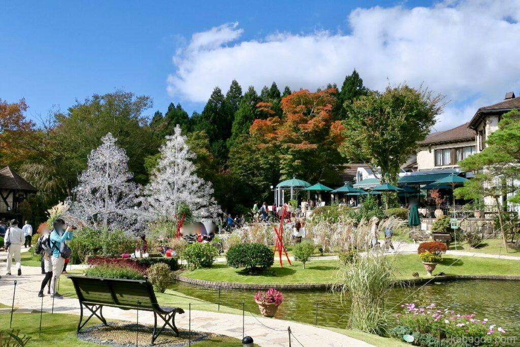 Ristorante Hakone Glass Forest Museum