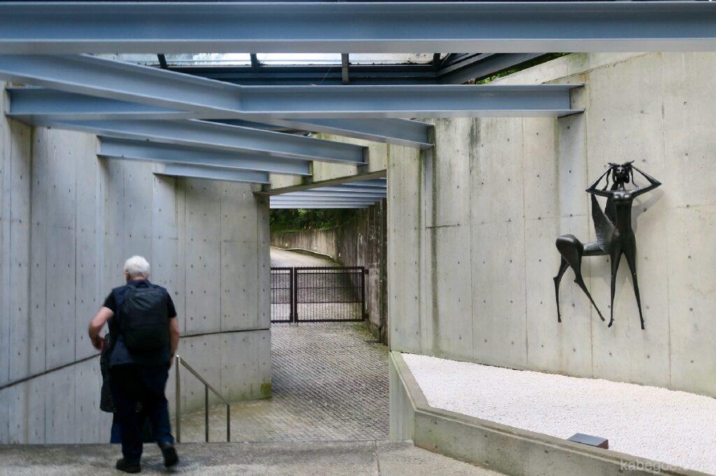 箱根彫刻の森美術館の展示作品