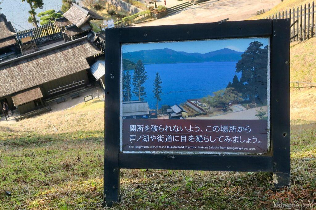 Peran Hakone Sekisho