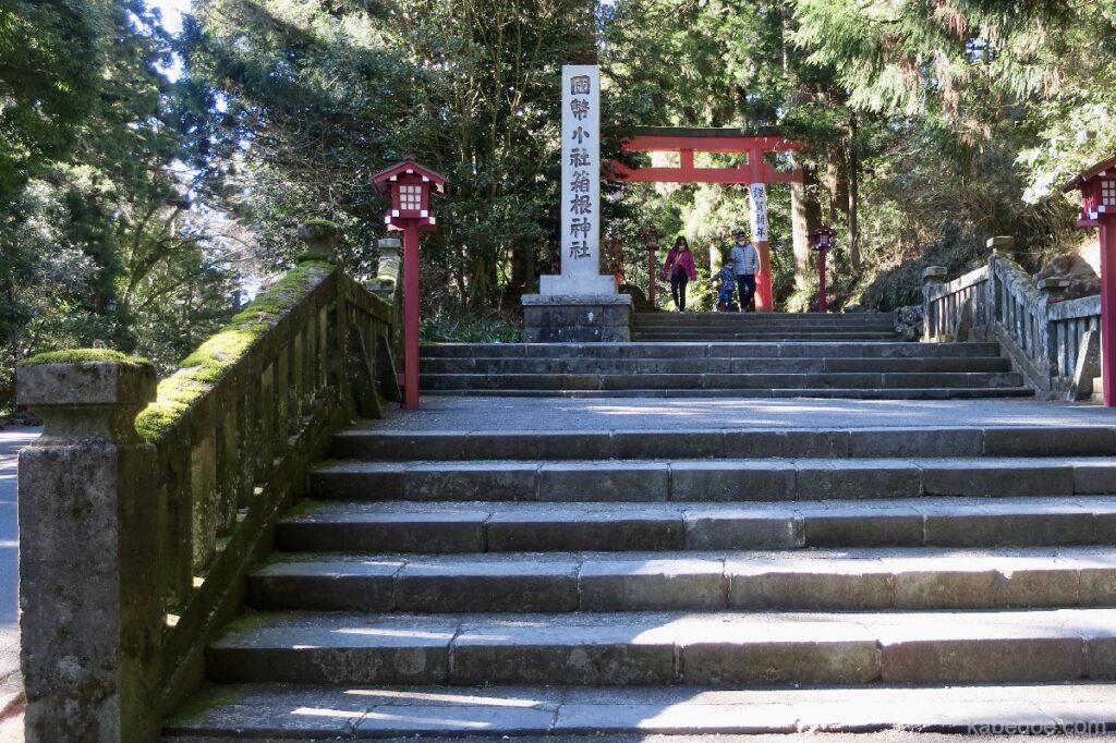 Pintu Masuk Kuil Hakone