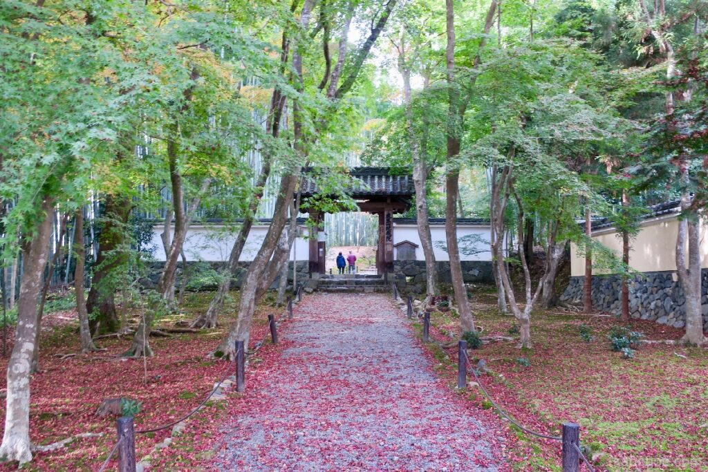 Pintu masuk Jizoin