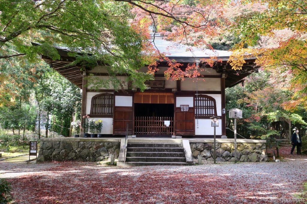 Aula utama Jizo-in