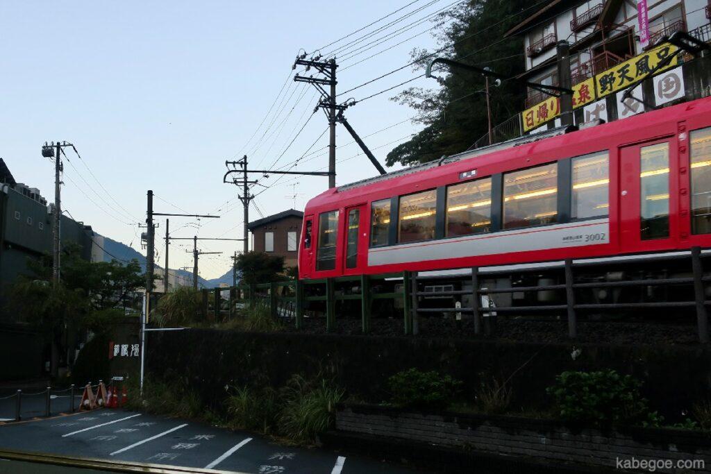 Treno della linea Odakyu