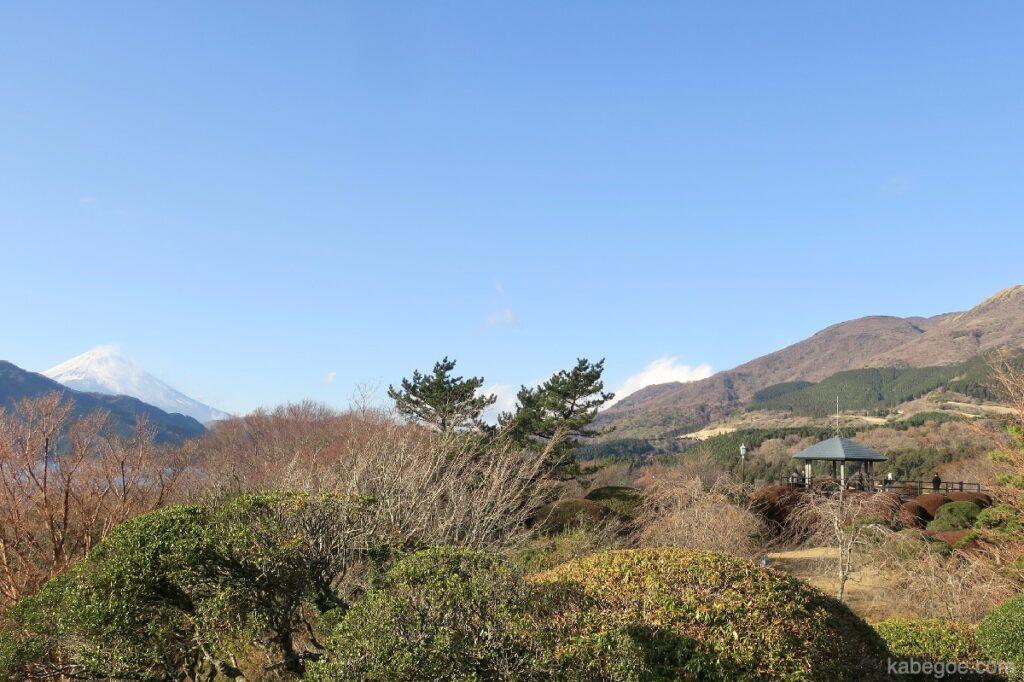 Observatorium Hidung Menara Hakone Onshi Park