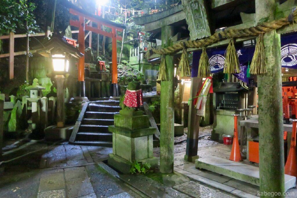 Santuario Fushimi Inari Taishasha