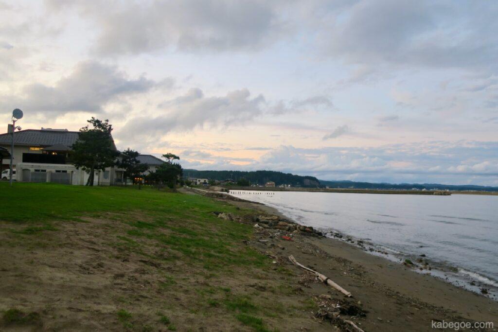 Мицукэжима далайн эрэг