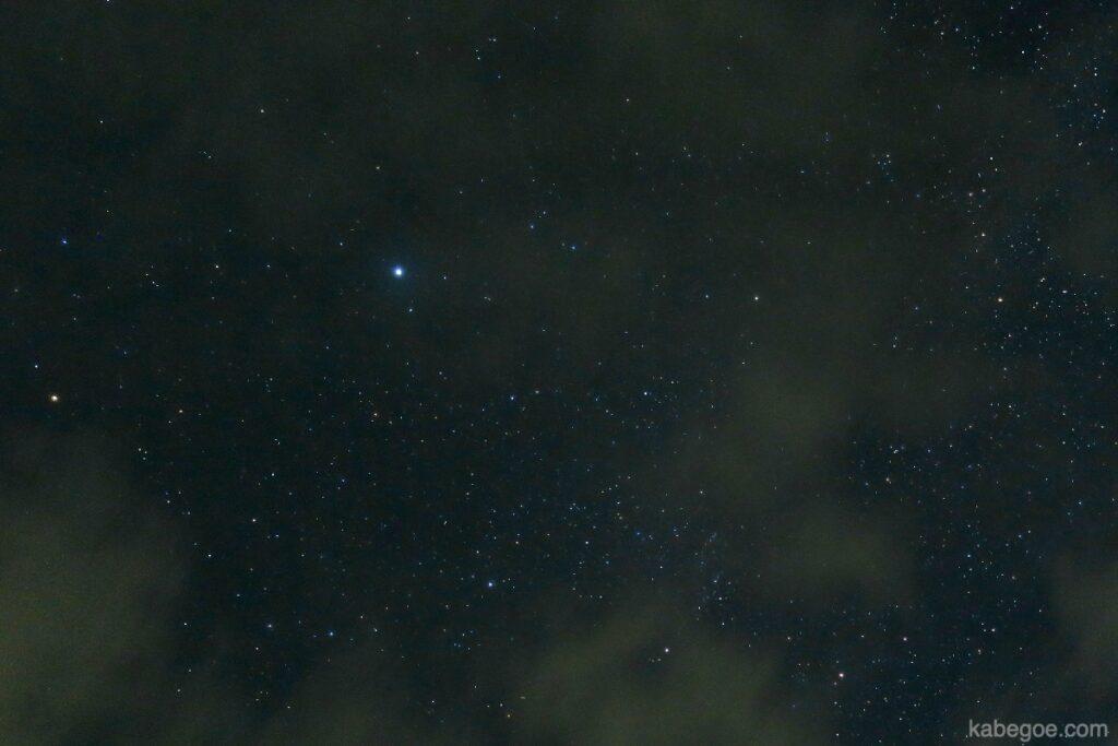 Мицукэжима дахь одтой тэнгэр