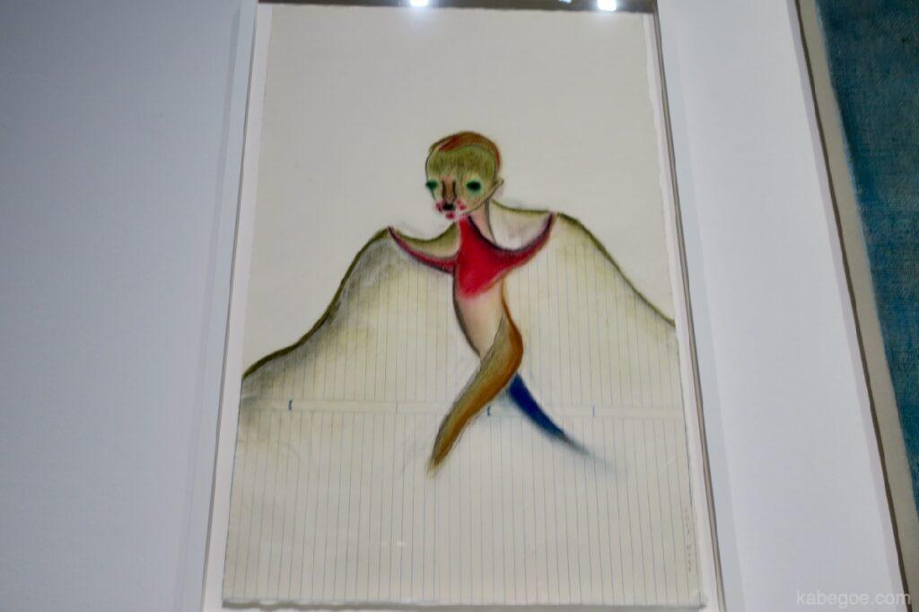 21 -р зууны орчин үеийн урлагийн музейн уран зургууд, Каназава